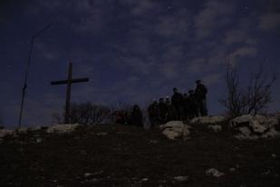 Csillagnéző túra a Zuppa-tetőn (Fotó: Moczik-Eredics Mária)