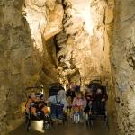 Akadálymentesített barlangszakaszok (fotó: Kangúr Tibor)