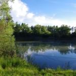 Az esztergomi Gyilkos-tó (Fotó: Benkovics-Molnár Györgyi)