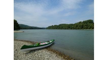 A szentendrei Duna-ág