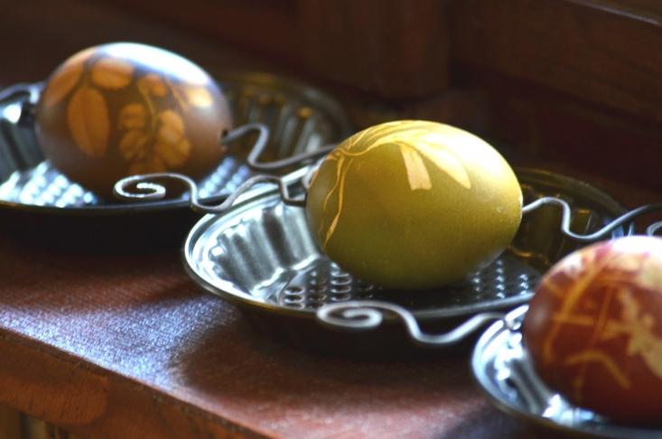 Húsvéti tojások Ócsán (Fotó: Claudia Caruso)