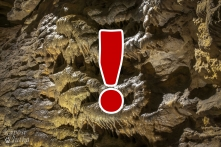 Lezárás Pál-völgyi-barlang