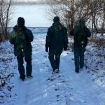 A Természetvédelmi Őrszolgálat akcióban