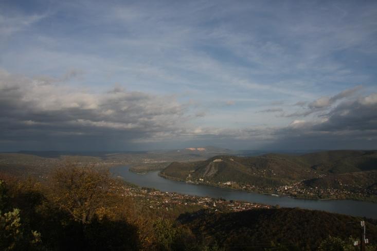 Dunakanyari látkép (Fotó: Sevcsik András)