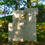 Drégelyvári emlékmű