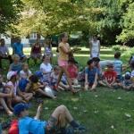Cincér Kázmér Birodalma a Jókai-kertben – Kisállat-bemutató