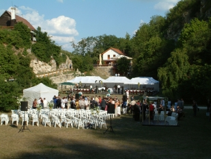 Pál-völgy esküvő