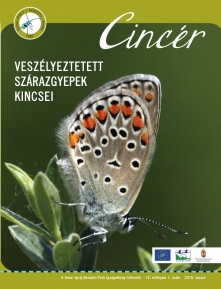 Cincér újság 2016. tavasz (borító)