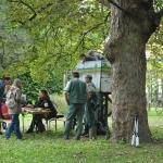 Cincér Kázmér Birodalma a Jókai-kertben – Játék Jókai vén fái alatt