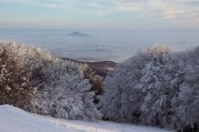 Téli Börzsöny (Fotó: Selmeczi Kovács Ádám)