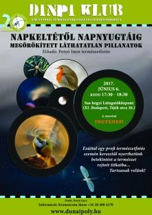 DINPI Klub: Napkeltétől napnyugtáig (Plakát: Kálmán Gergely)