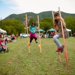 Játékok a helyszínen (Fotó: Katkó Blanka)