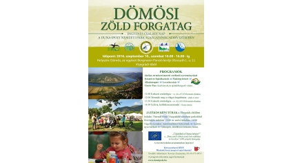 Dömösi Zöld Forgatag 2016