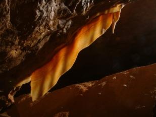 Csoda a Pál-völgyi-barlangban (fotó: Kiss Attila)