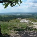 Kilátás a Kőpitéről