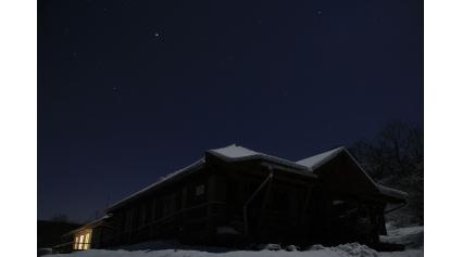 Csillagnéző túra Agostyánban
