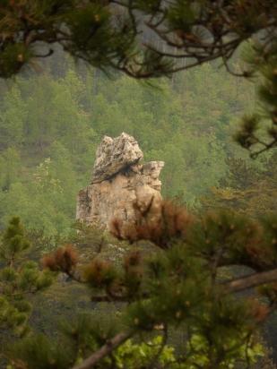 Ördögtörony (Fotó: Becsei Katalin)