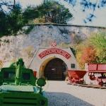 A Bánya Múzeum bejárata