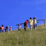 Csoport a Strázsa-hegyen (fotó: Jankai Norbert)