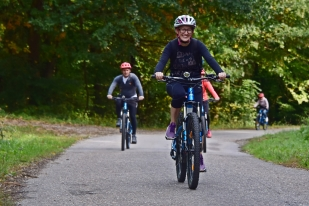 E-bike túra Nemzeti Park