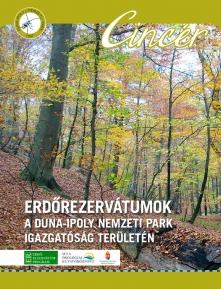 Cincér újság különszám - borító (2015)