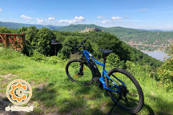 El-tekerentyű e-bike túra