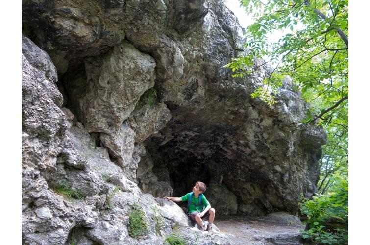 A Kőlik-völgy barlangjai 6