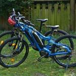 Korszerű elektromos hegyi kerékpárjaink