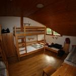A szobák egyike (Fotó: Sevcsik András)