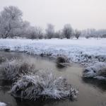 A Felső-Tápió télen