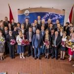 A Pro Natura 2019 díjazottjai (Fotó: Pelsőczy Csaba)