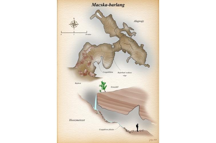 Macska-barlang