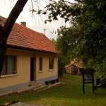 A látogatóközpont épülete (fotó: Becsei Katalin)