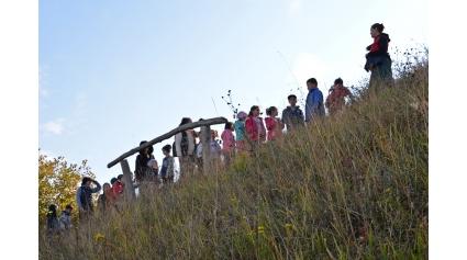 Kirándulás a Strázsa-hegyen (Fotó: berkó Gyöngyi)