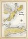 Leány- és Legény-barlang térkép
