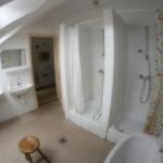 Fürdőszoba a Hiúz Házban