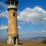 Kilátótorony a Strázsa-hegyen (fotó: Szax Zsolt)