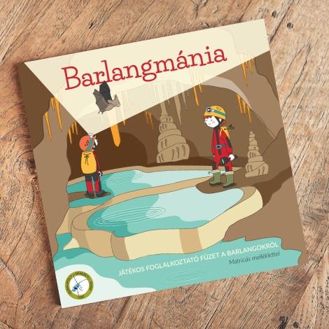Barlangmánia címlap