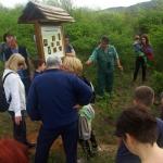 Jane Goodall tanösvény a Budai-hegységben