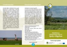 Küzdelem az özönnövények ellen az Ipoly-völgyben