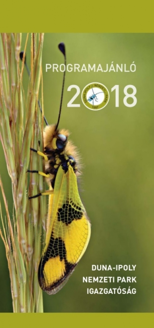 DINP Programajánló 2018. (borító)
