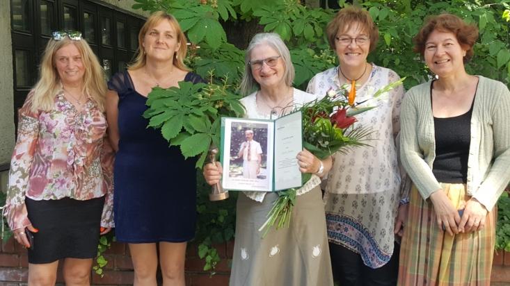 Lehocky-díj, Takáts Margit