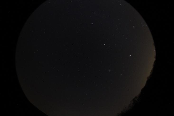 Csillagnéző túra (Fotó: Moczik-Eredics Mária)
