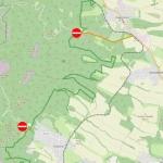 Kelet-Börzsöny úthasználati korlátozás