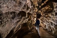 Pál-völgyi barlang kiépített szakasz (Fotó: Berentés Ágnes)