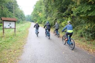 E-bike kerékpártúra a Pilisben (Fotó: Nógrádi Attila, Turista Magazin)