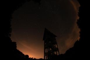 Csillagnéző túra a Vértesben (Fotó: Moczik-Eredics Mária)