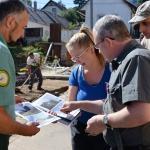 Európa Diploma ellenőrzés a Szénásokon (Fotó: Berkó Gyöngyi)